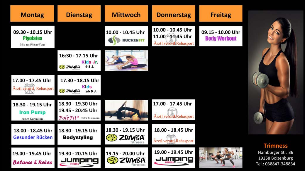 Fitness Boizenburg